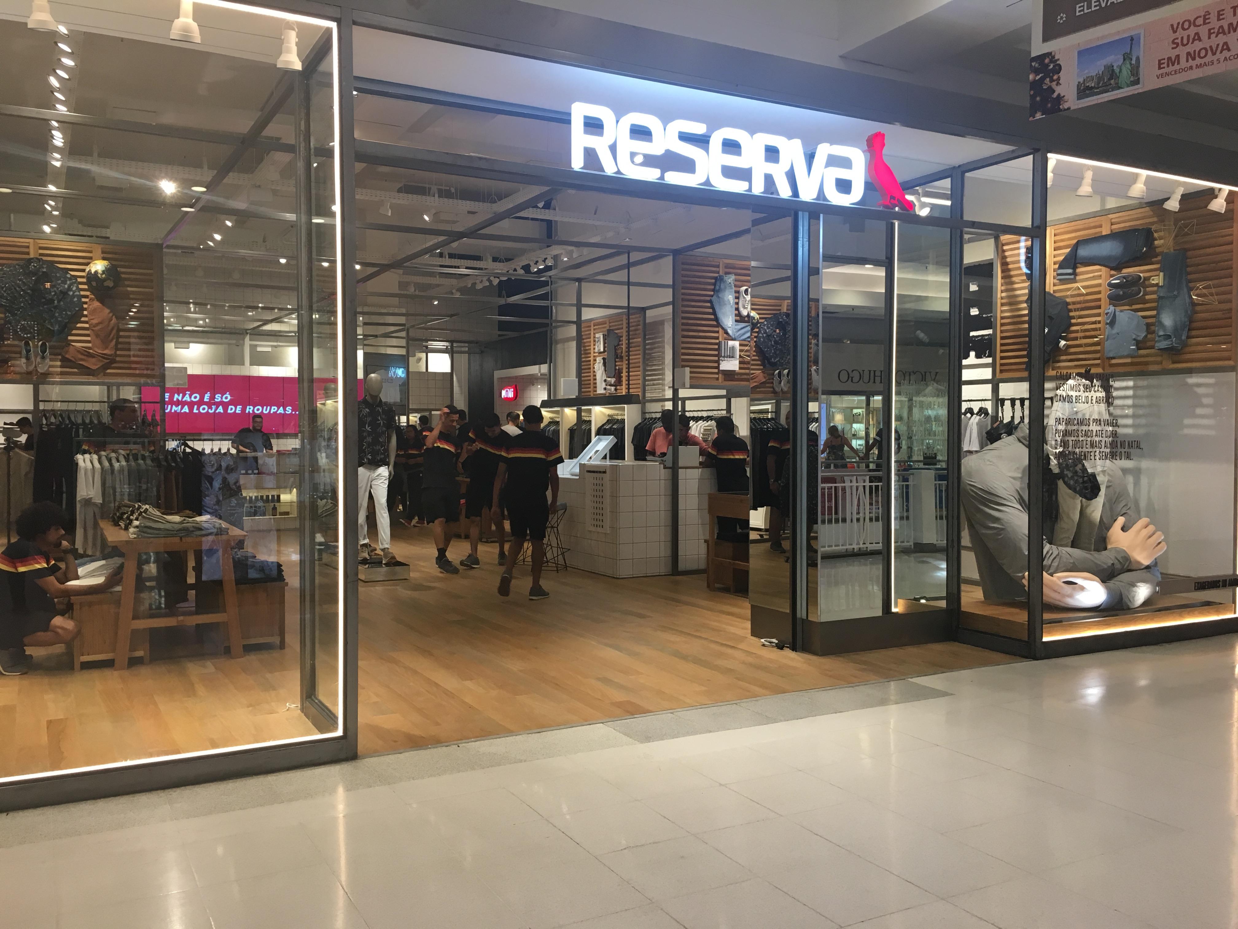 Armario Para Cozinha Pequena ~ Reserva inaugura novo modelo de loja no NorteShopping Mercado&Consumo