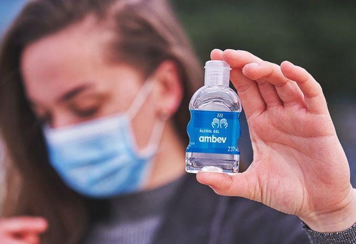 ambev-abev3-alcool-gel-combater-combater-coronavirus