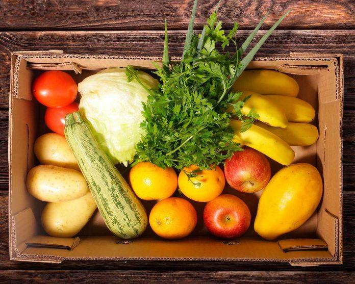 delivery de frutas