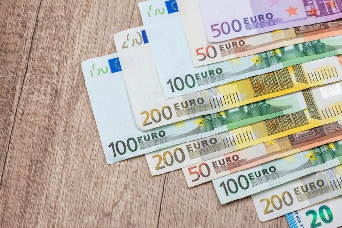 vendas na zona do euro