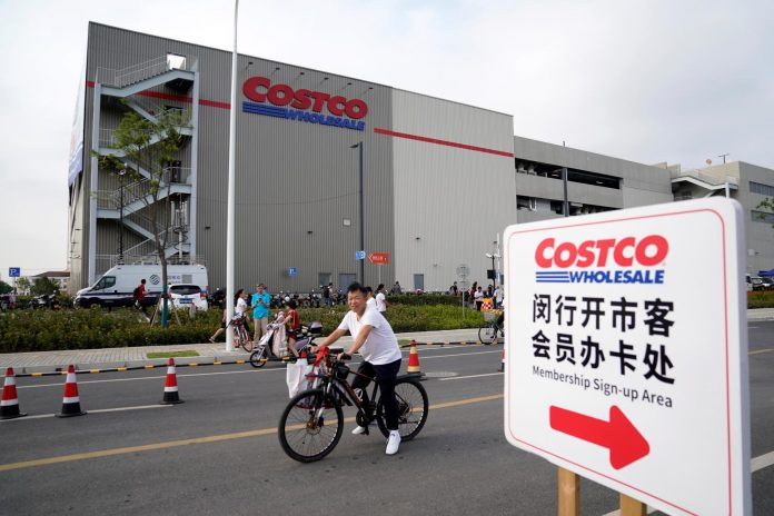 Costco China