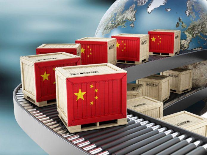 China's global exportation
