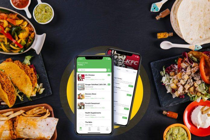 Foodservice blockchain