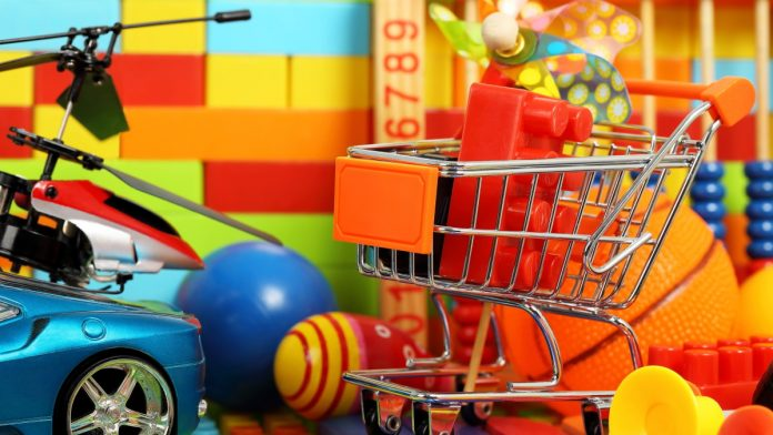 brinquedos e games ecommerce