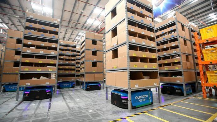 Cainiao Smart Logistics Network