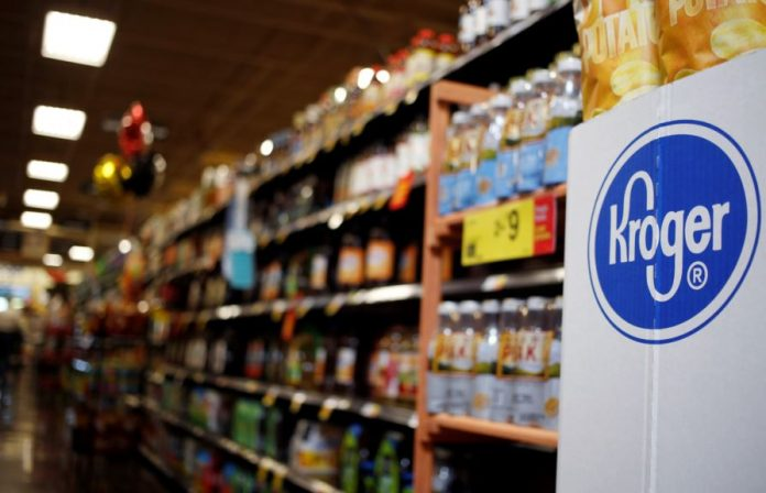 Kroger excede projeções de vendas e lucratividade no primeiro trimestre