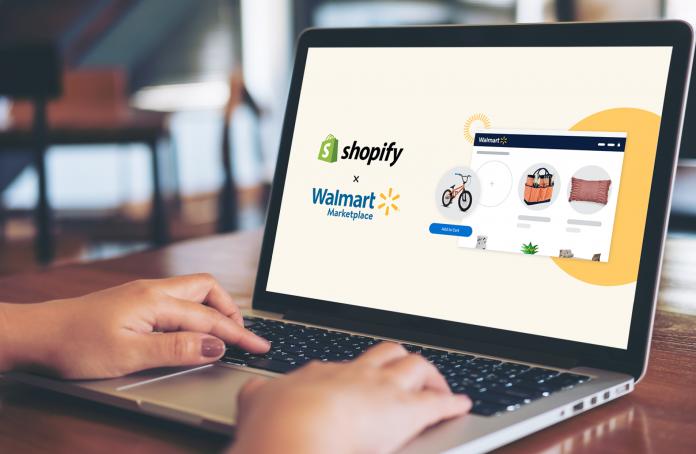 Walmart faz parceria com a Shopify para expandir negócios no mercado on-line